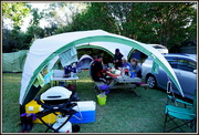 21st Apr 2019 - Camping in style