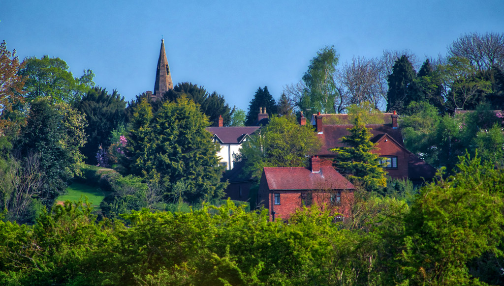 Cossall Village by tonygig