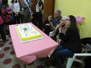 20th Apr 2019 - Centenarian Cake