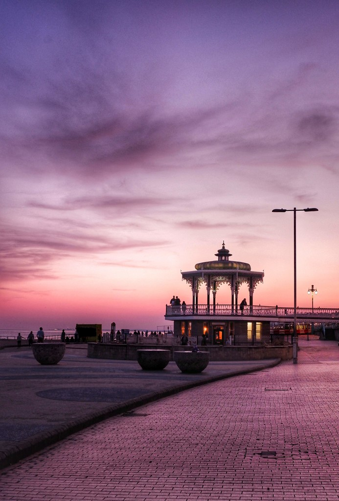 Brighton Bandstand by 4rky