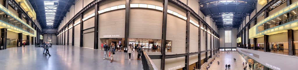 Tate panorama.  by cocobella