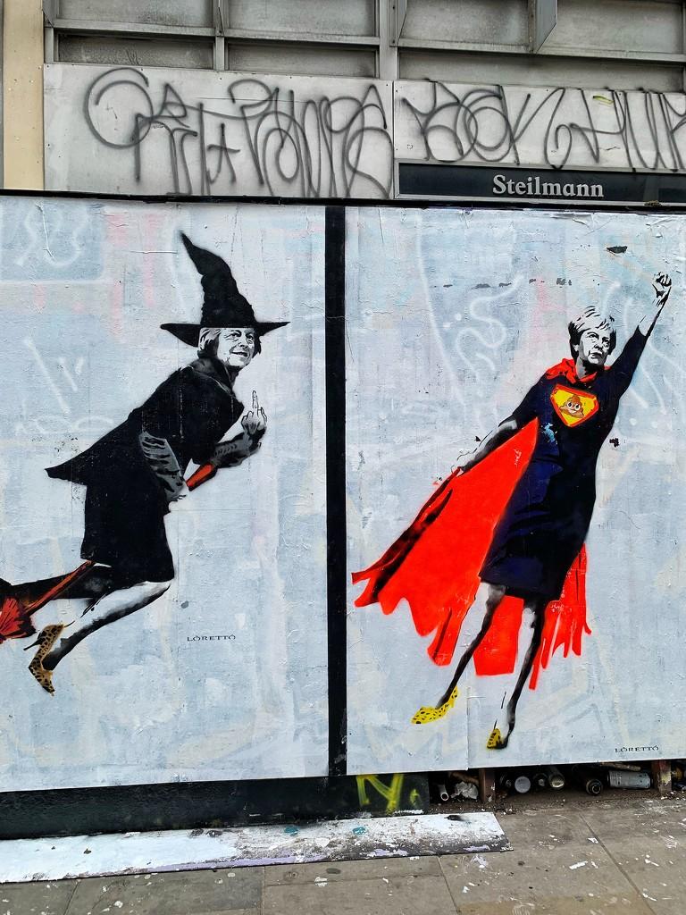 London street arts.  by cocobella
