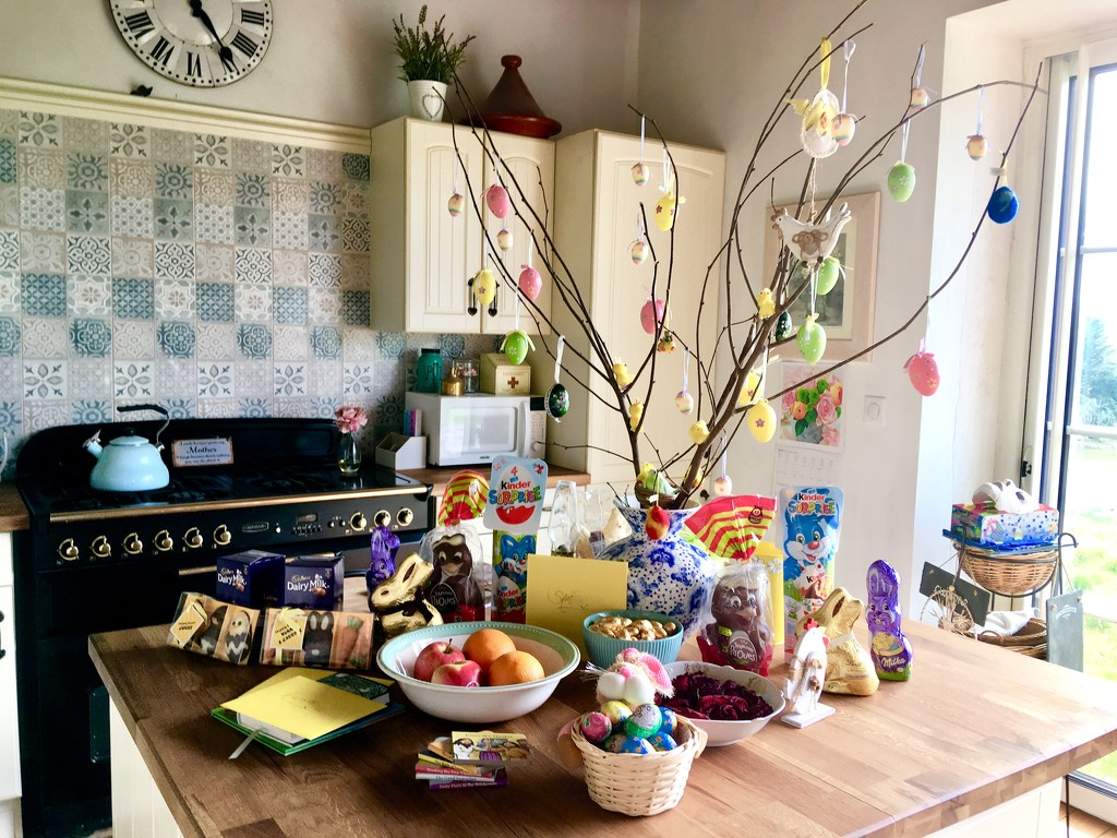 Easter Morning in Sussac.. by moominmomma