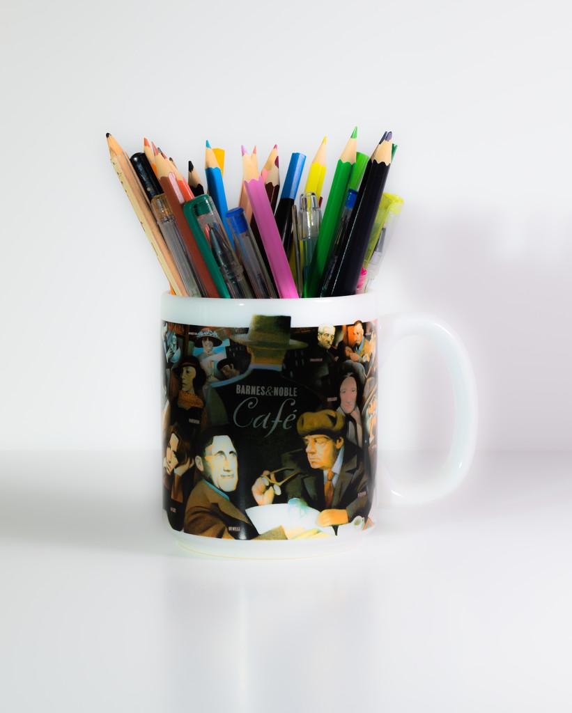 Soft pencils... by peadar