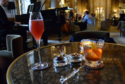 23rd Apr 2019 - cocktails at Le Crillon