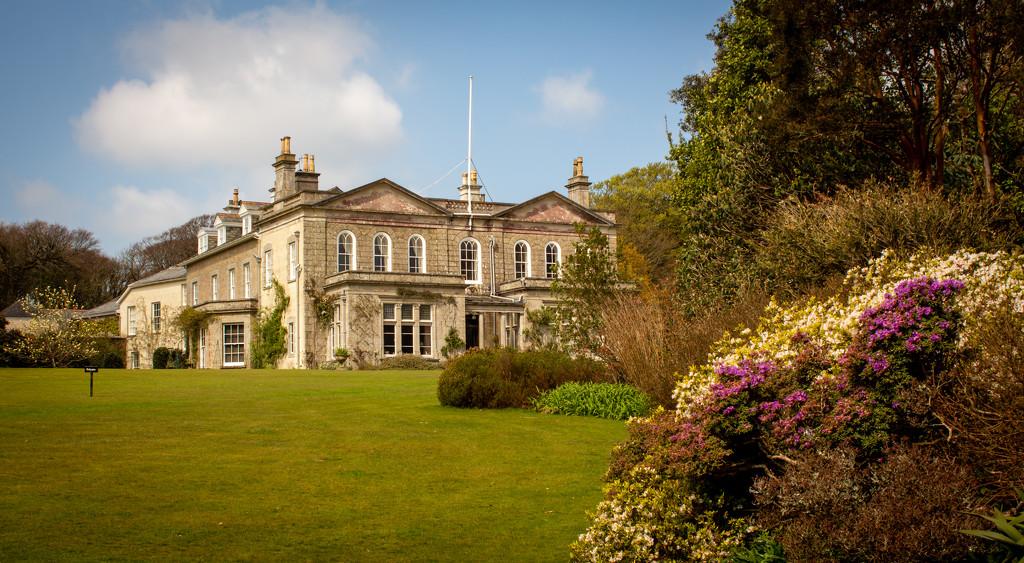 Trengwainton House by swillinbillyflynn
