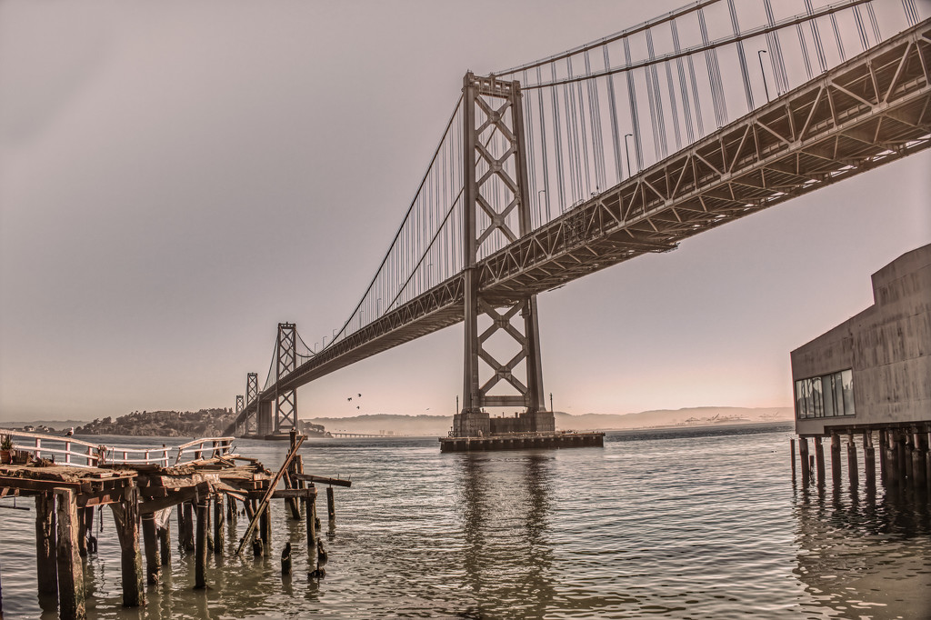 Where I Play in the Bay II by mikegifford