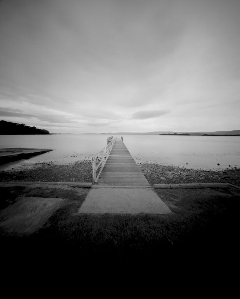 Grey day by peterdegraaff