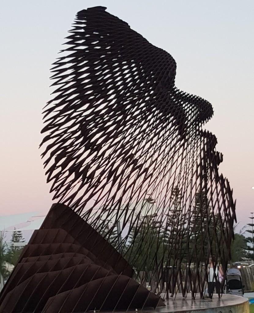 Wardandi Boodja Sculpture by leestevo