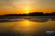 26th Apr 2019 - Sunset on Svorksjøen