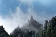 27th Apr 2019 - Peak in the Clouds