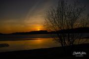 28th Apr 2019 - More sunset on Svorksjøen