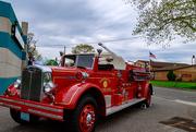 28th Apr 2019 - Antique Fire Engine