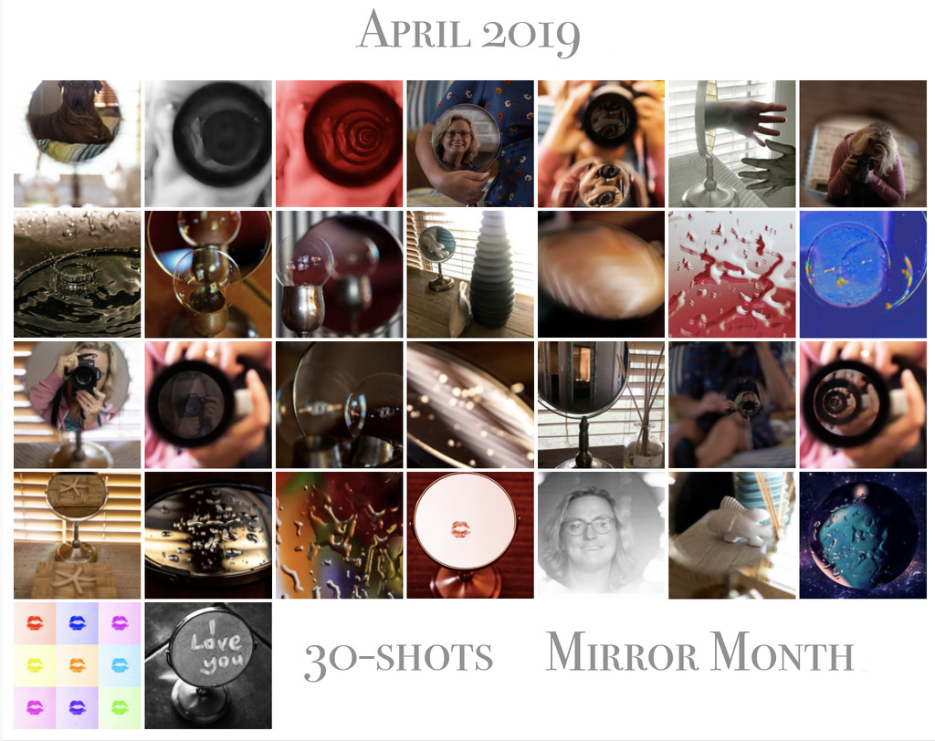 April challenge done by sugarmuser