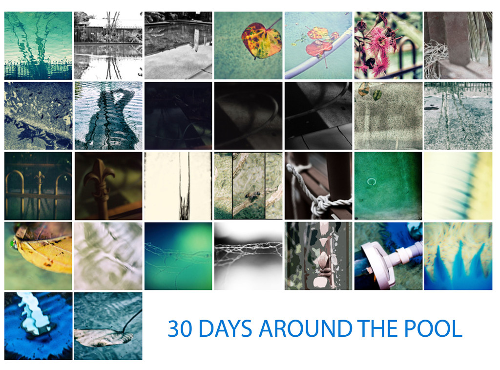 30 shots - collage by annied