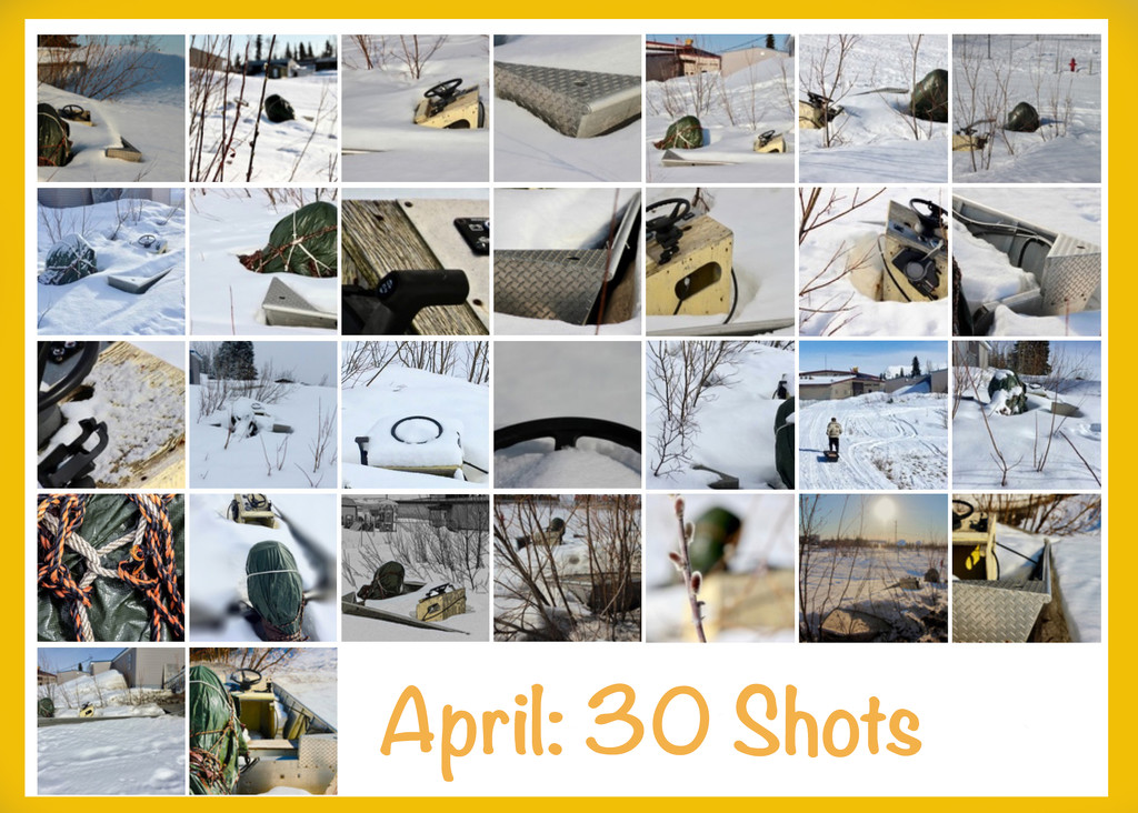 April: 30 Shots - DONE! by jetr
