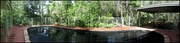 2nd May 2019 - Little pool panorama...