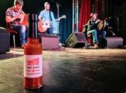 26th Apr 2019 - Topette hot sauce