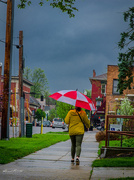 29th Apr 2019 - Headin' Uptown on a Stormy Day