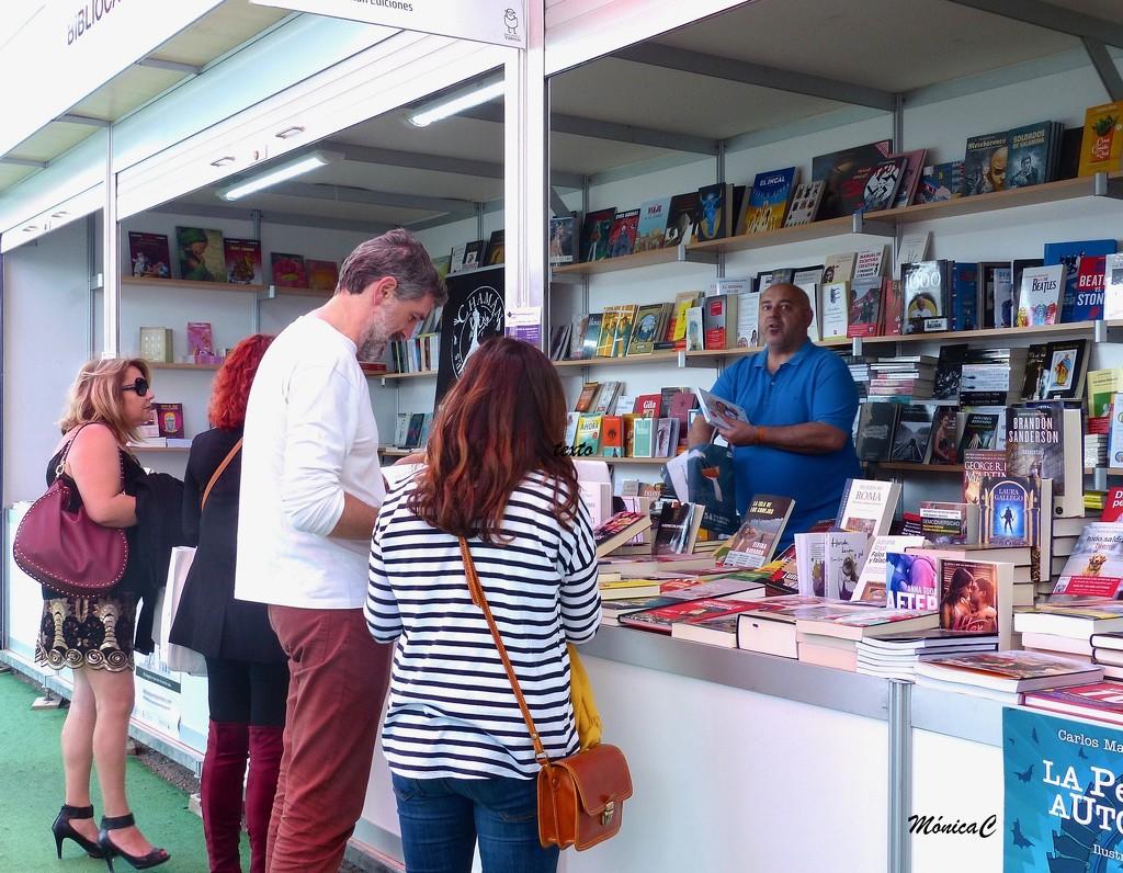 Book Fair by monicac