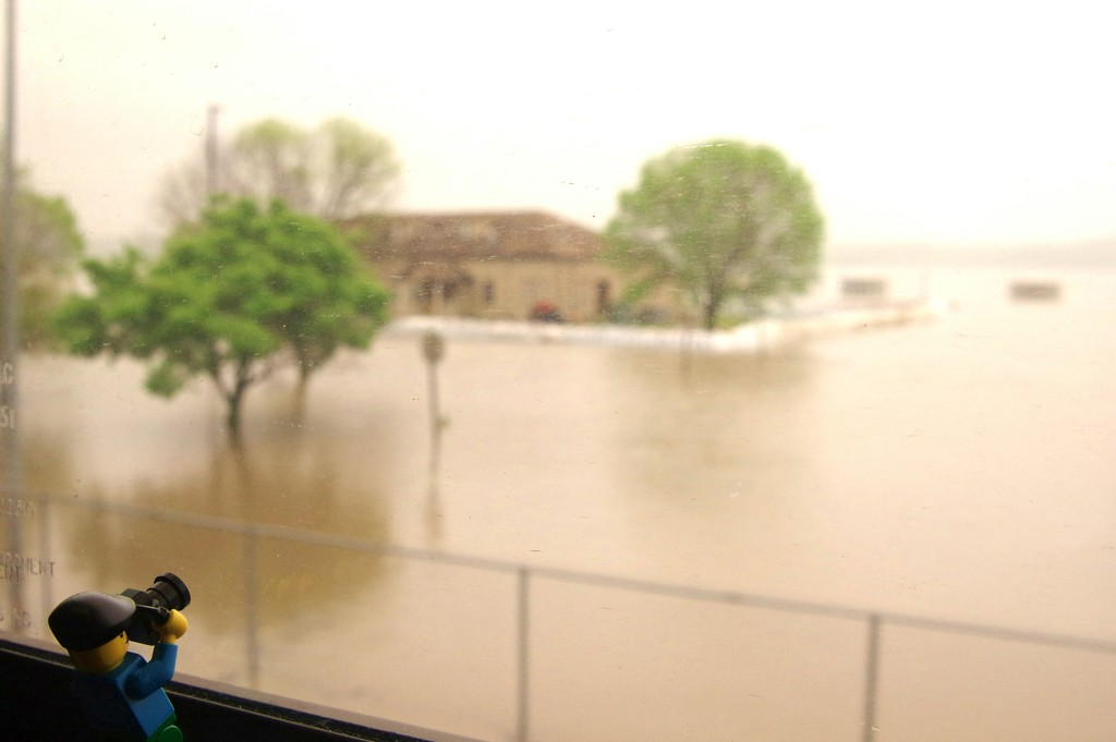(Day 78) - Mississippi Flood by cjphoto
