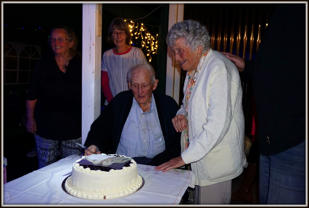 75 Years married! by dide