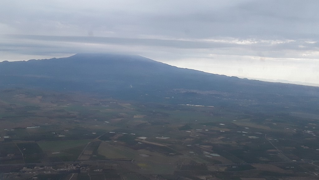 Mt Etna by blueberry1222