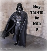 4th May 2019 - Join The Darkside