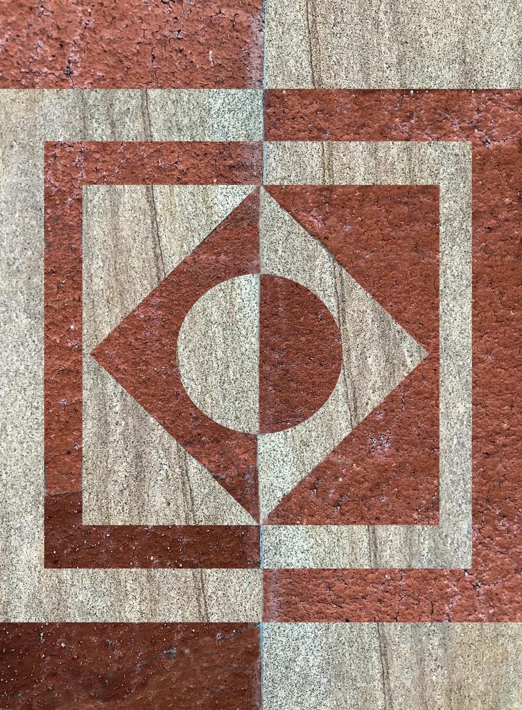 Half and half pattern by sugarmuser