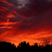 Burning Sky by salza