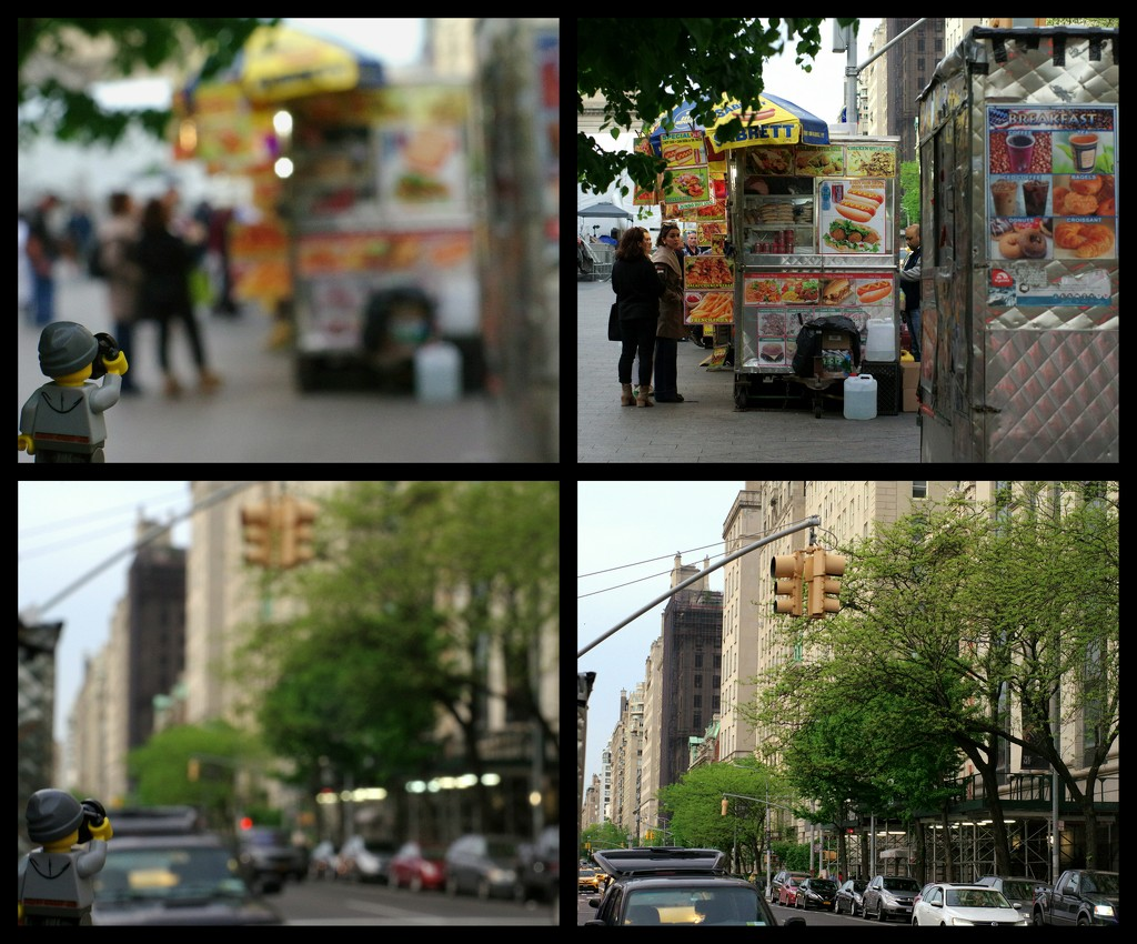 (Day 80) - City Life by cjphoto