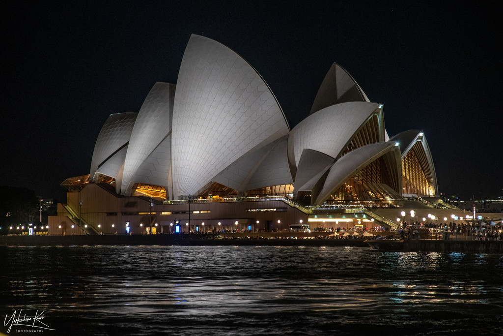 Sydney Opera House by yorkshirekiwi