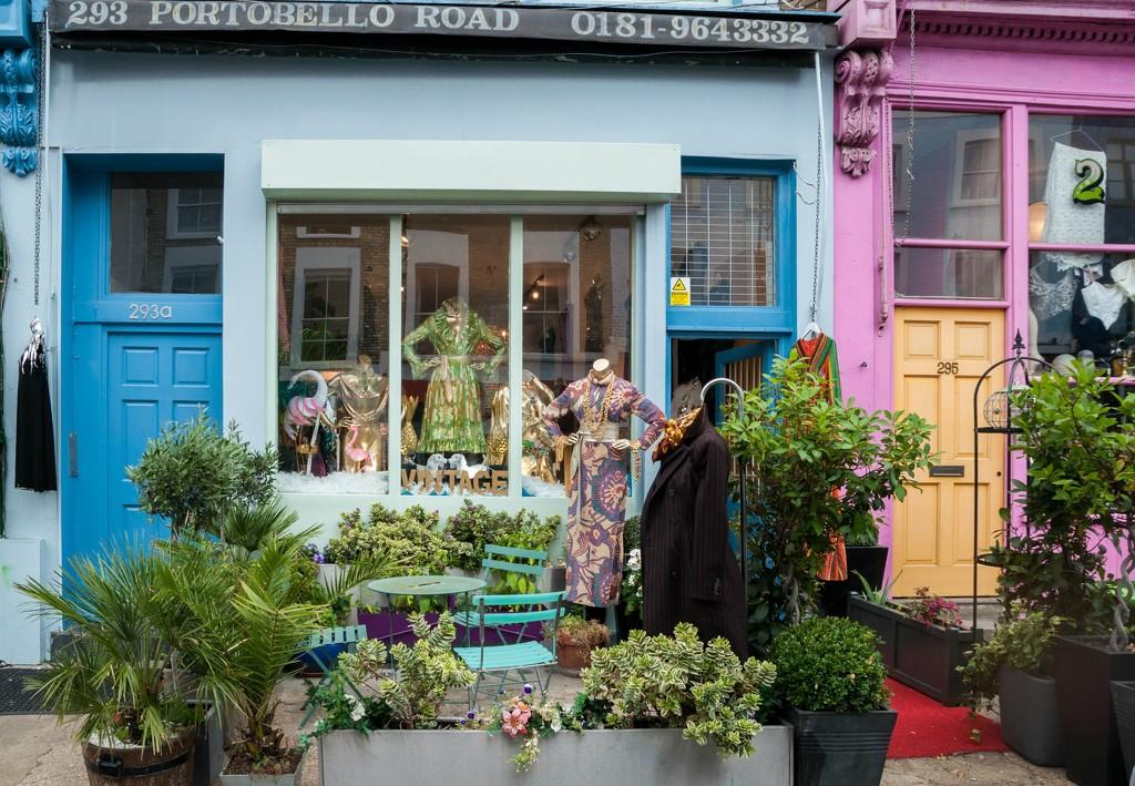 Portobello Rd by brigette