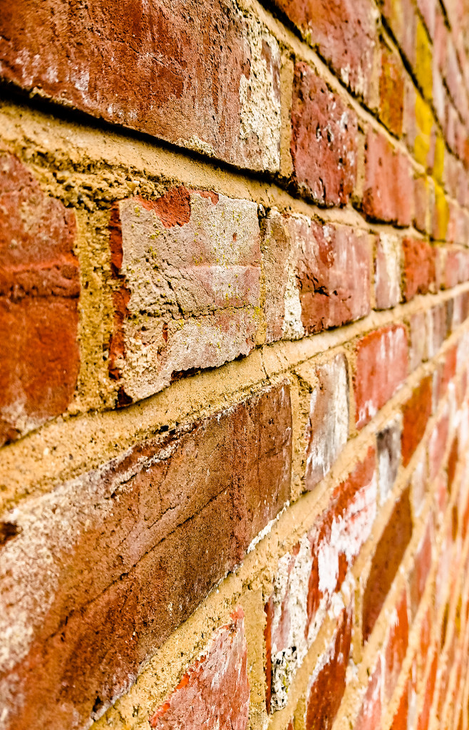Just another brick in the wall by peadar