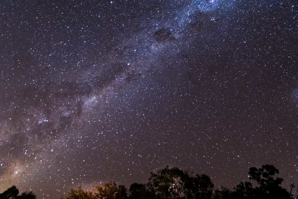 The Milky Way II by pusspup