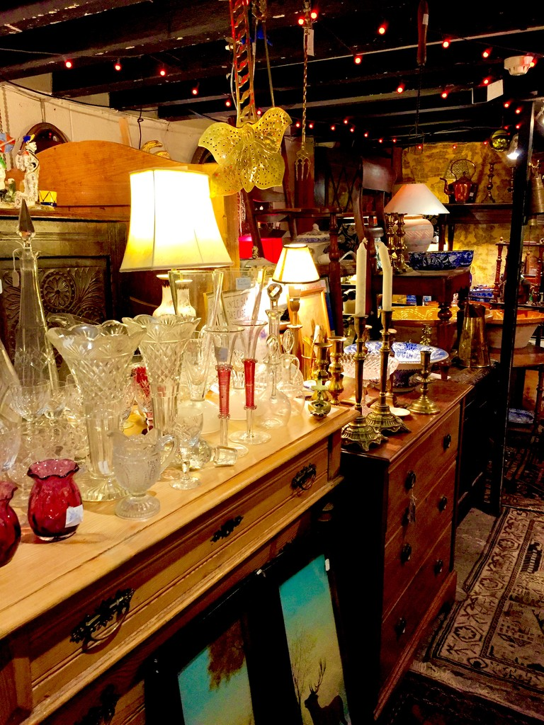 Junk shop by lilaclisa