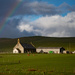 Church Rainbow by lifeat60degrees