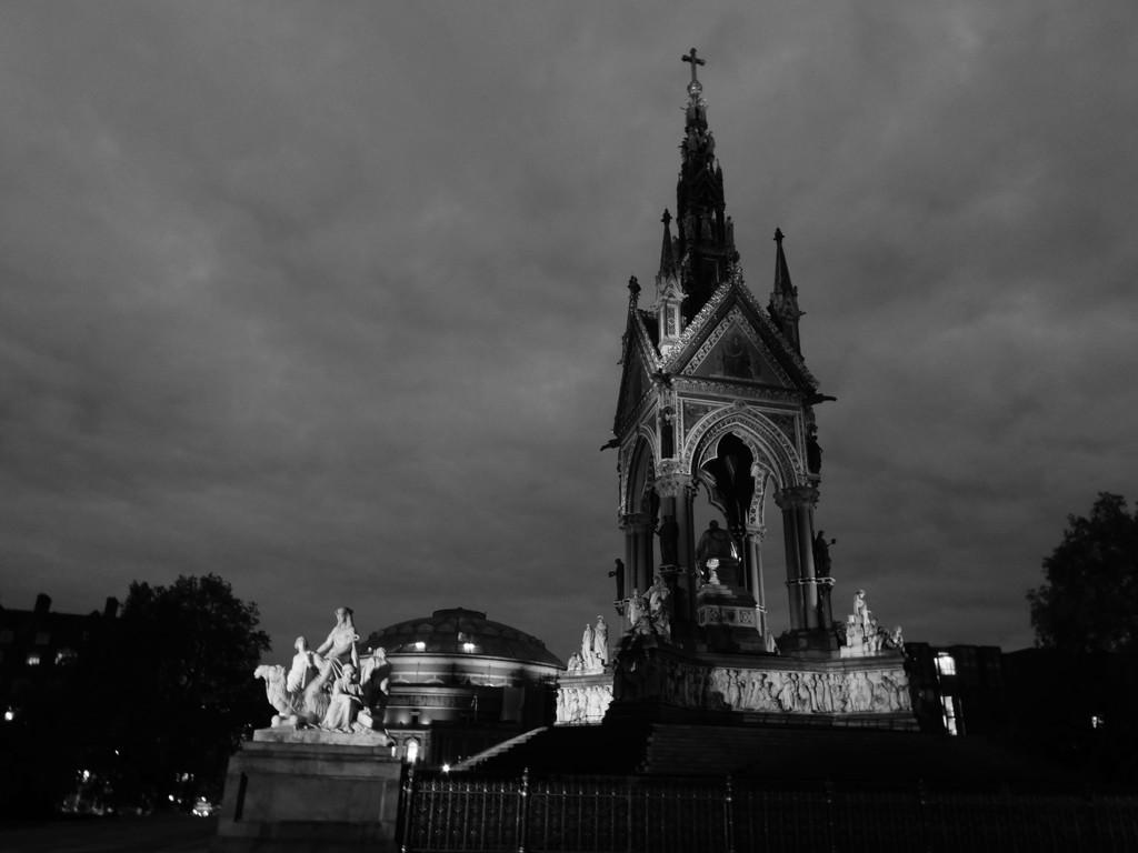 Albert Memorial by shannejw