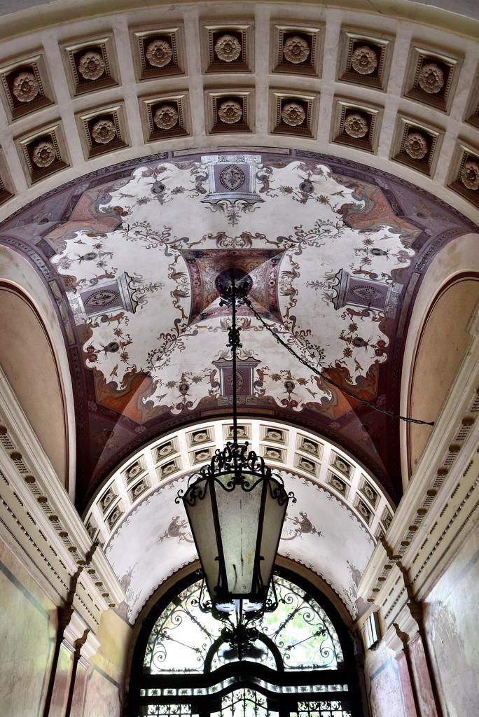 Ornate staircase by kork