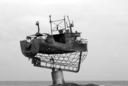 29th Apr 2019 - 29th April trawler upwards bw