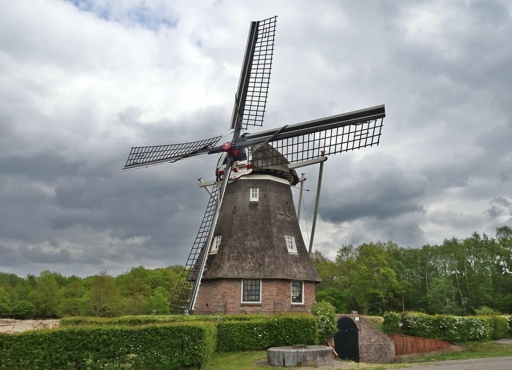 windmill by gijsje