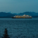 First Cruise Ship of Season by kwind