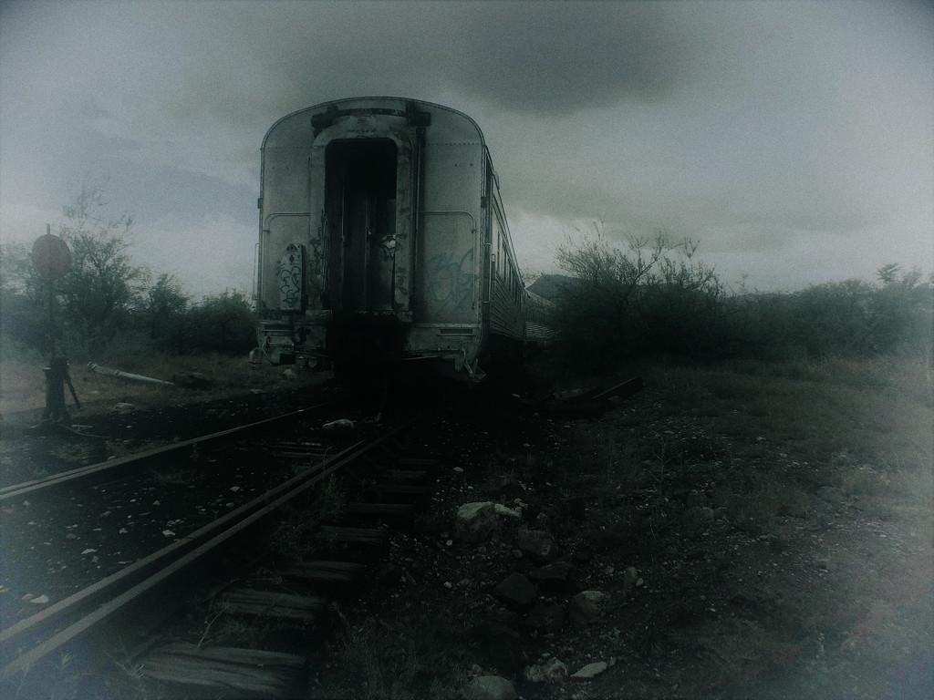 Ghost train by joysabin