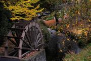 11th May 2019 - Autumn waterwheel