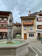 11th May 2019 - Fountain of Gruyères.