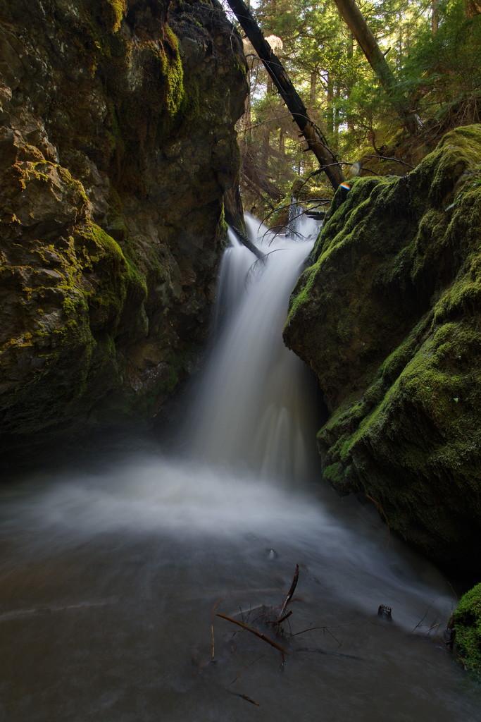 Goat Creek Falls by teriyakih
