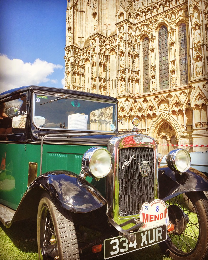 Mendip Classic & Vintage Cars by lilaclisa