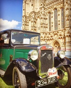 12th May 2019 - Mendip Classic & Vintage Cars