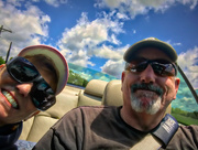 12th May 2019 - 2 dorks in a cool car on a Sunday drive