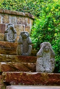 13th May 2019 - The three wise monkeys
